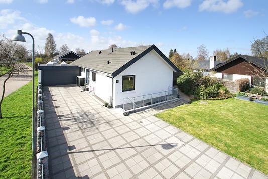 Villa på Skonnertvej i Jyllinge - Ejendommen