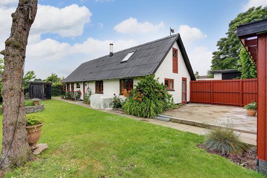 Villa på Hyldestrædet i Roskilde - Ejendommen