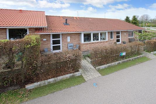 Rækkehus på Hesselparken i Stenløse - Ejendommen