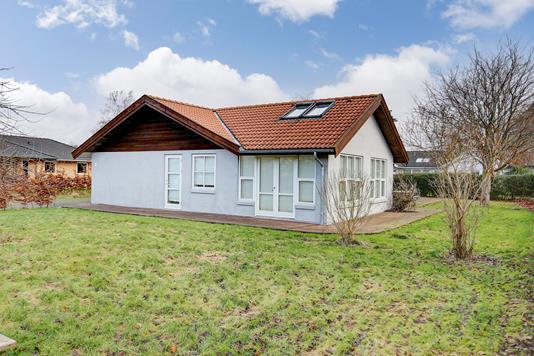 Villa på Åvej i Jyllinge - Ejendommen