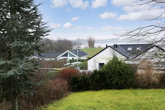 Villa på Rådalsgård Strandpark i Jyllinge - Udsigt