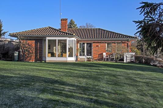 Villa på Rådalsgård Strandpark i Jyllinge - Ejendommen