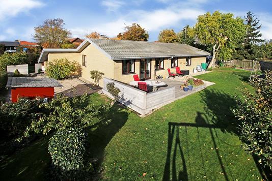 Villa på Møllevej i Jyllinge - Ejendommen