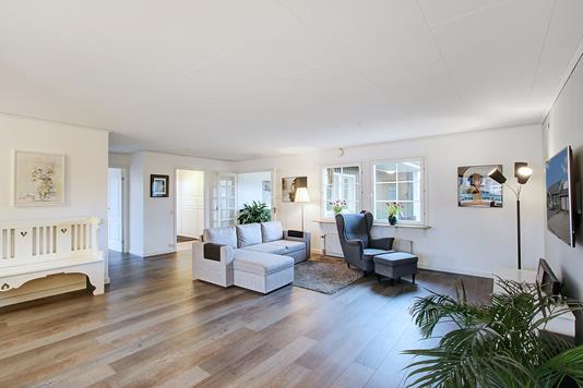 Villa på Askevej i Jyllinge - Stue