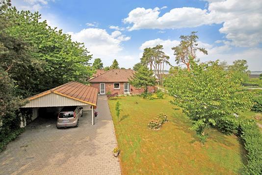 Villa på Hagenæsdal i Jyllinge - Ejendommen