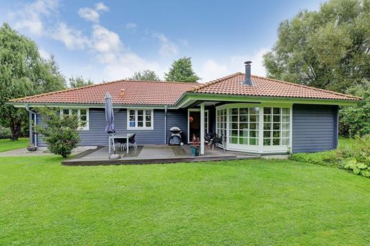 Villa på Knudsvej i Jyllinge - Ejendommen