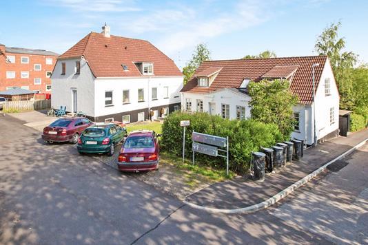 Villa på Montanavej i Hobro - Ejendommen