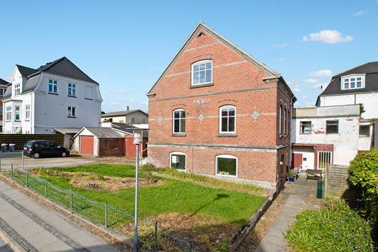 Villa på Viborggyde i Hobro - Ejendommen