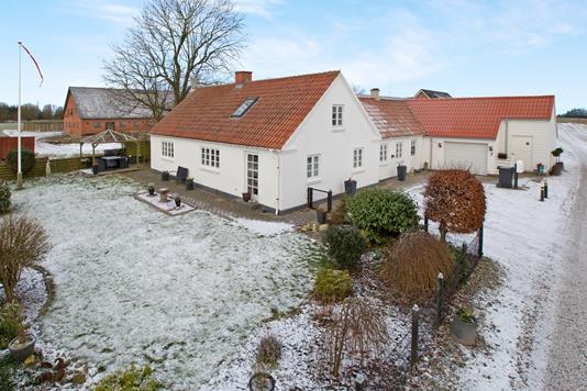 Villa på Søhalevej i Hobro - Ejendommen