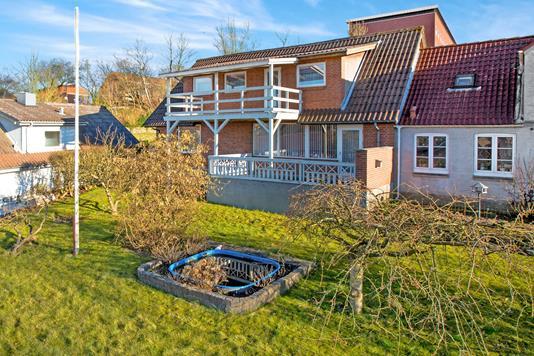 Villa på Stoldal i Hobro - Ejendommen