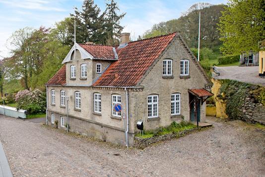 Villa på Fuglsangsgade i Mariager - Ejendommen