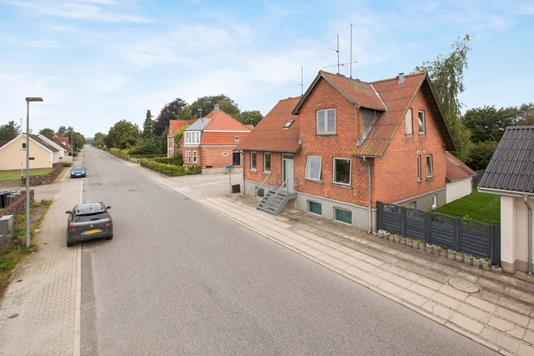 Villa på Storegade i Fårup - Ejendommen