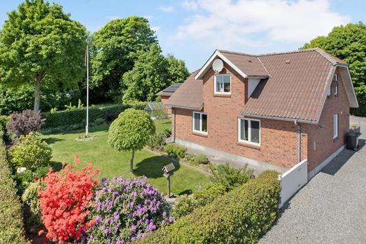 Villa på Hannerupvej i Hobro - Ejendom 1
