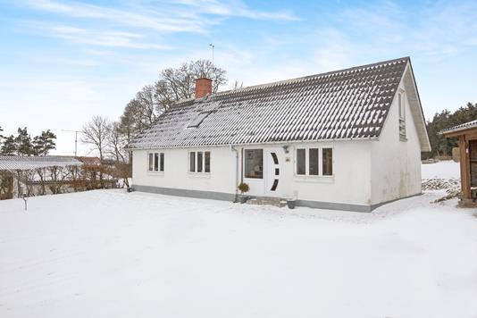 Villa på Højvangen i Hobro - Ejendommen