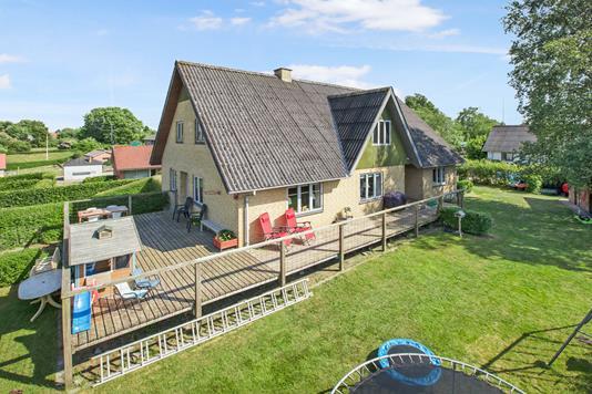 Villa på Genvej i Hobro - Ejendommen