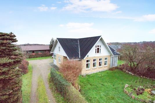 Villa på Mariagervej i Hobro - Ejendommen