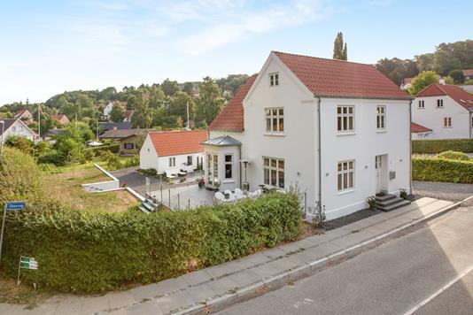 Villa på Skovvej i Mariager - Ejendommen