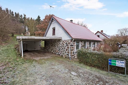 Villa på Skaarupvej i Nørager - Ejendommen