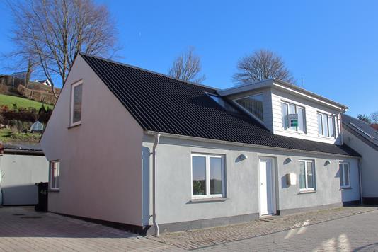 Villa på Hostrupvej i Hobro - Facade