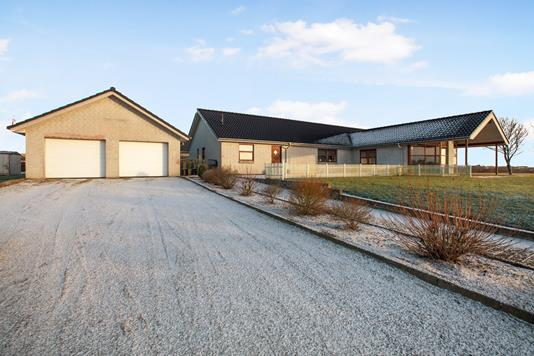 Villa på Stenmosevej i Hobro - Ejendommen