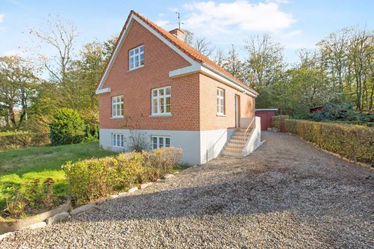 Villa på Glenstrup Søvej i Fårup - Ejendommen