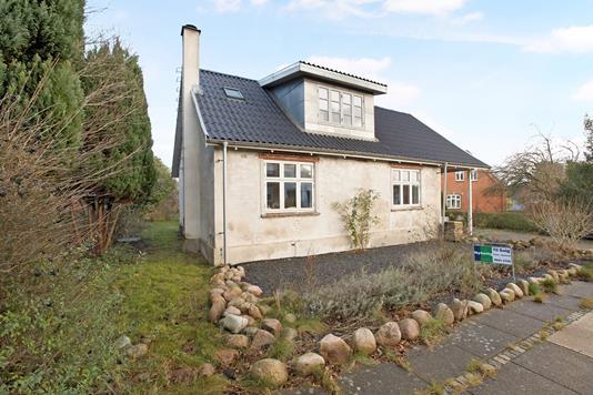 Villa på Kønigsfeldtsvej i Mariager - Ejendommen