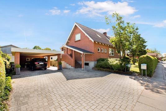 Villa på Nørredamsvej i Hobro - Ejendom 1