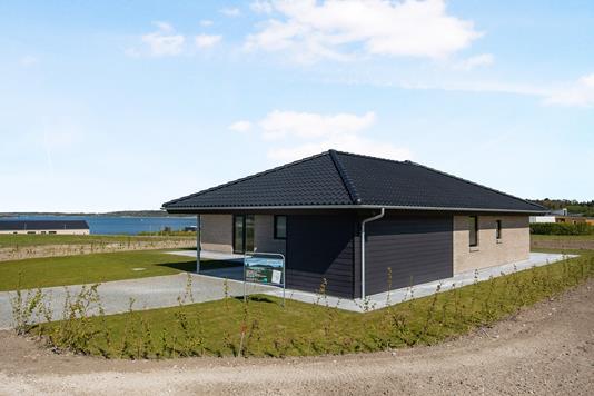 Villa på Kongsdalparken i Mariager - Ejendommen
