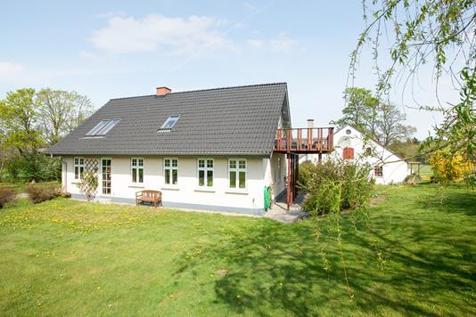 Villa på True Hedevej i Hobro - Ejendom 1