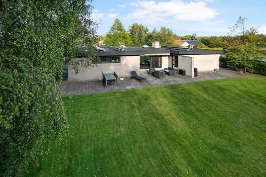 Villa på Torsvang i Nørager - Ejendommen