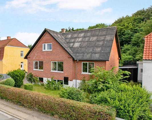 Villa på Solvej i Hobro - Ejendommen