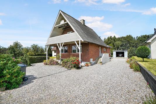 Villa på Løgstørvej i Hobro - Ejendom 1