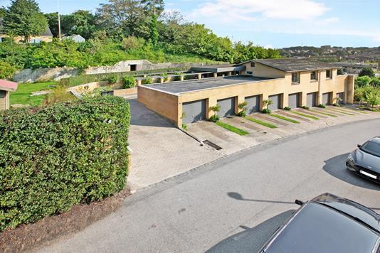Villa på Reberbanen i Hobro - Ejendommen