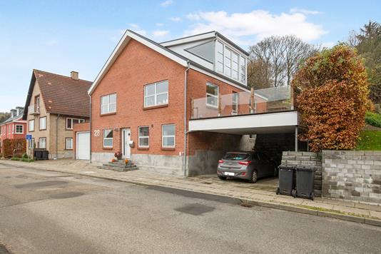 Villa på Hovangsvej i Hobro - Ejendom 1
