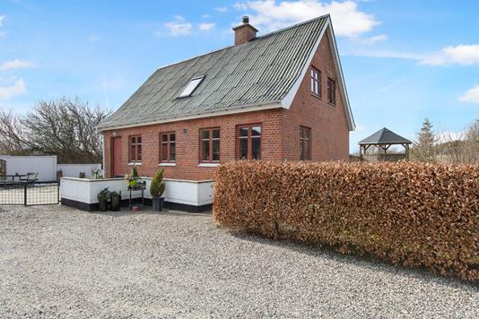Villa på Røjdrup Hede i Hobro - Ejendommen