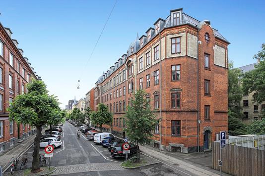 Ejerlejlighed på Martensens Alle i Frederiksberg C - Ejendommen