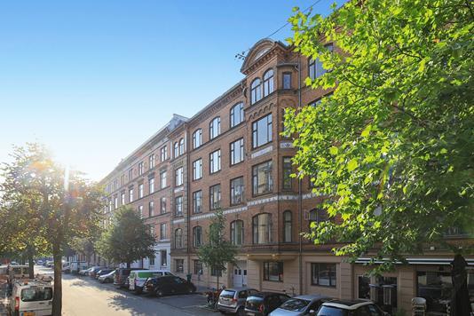 Ejerlejlighed på Johnstrups Alle i Frederiksberg C - Ejendommen