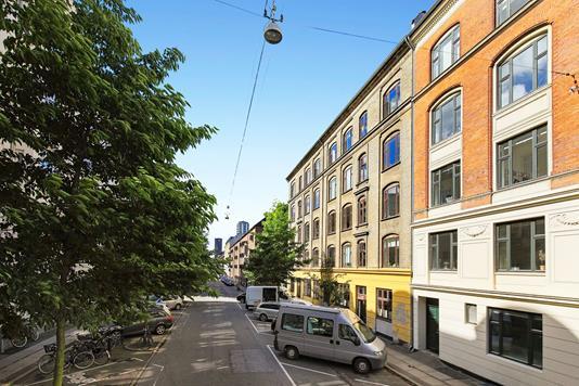 Andelsbolig på Henrik Ibsens Vej i Frederiksberg C - Ejendommen
