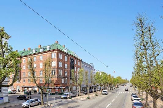 Ejerlejlighed på Frederiksberg Alle i Frederiksberg C - Ejendommen