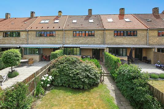 Villa på Fuglebakkevej i Frederiksberg - Ejendommen