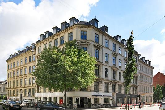 Ejerlejlighed på Gammel Kongevej i Frederiksberg C - Ejendommen