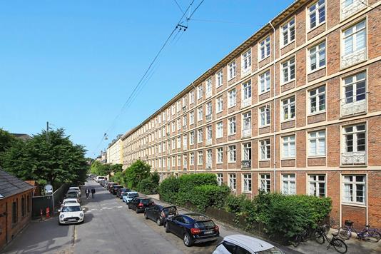 Ejerlejlighed på Rahbeks Alle i Frederiksberg C - Ejendommen