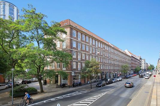 Ejerlejlighed på Vesterbrogade i Frederiksberg C - Andet