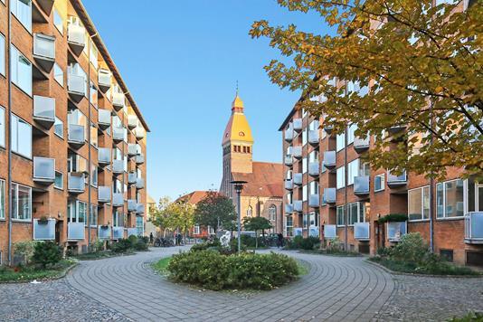 Ejerlejlighed på Ved Andebakken i Frederiksberg - Andet