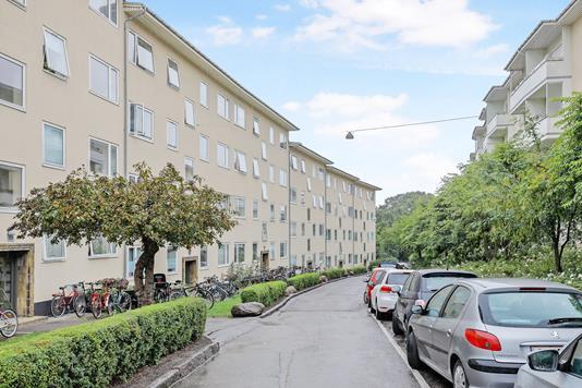 Ejerlejlighed på C.F. Richs Vej i Frederiksberg - Ejendom 1