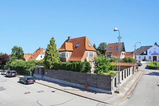 Villa på Mariendalsvej i Frederiksberg - Ejendommen