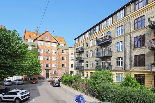 Ejerlejlighed på Mathildevej i Frederiksberg - Ejendommen