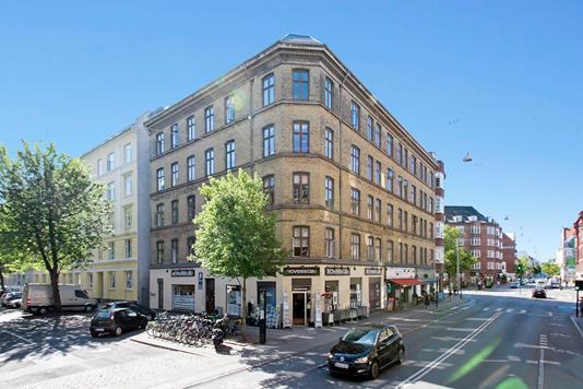 Ejerlejlighed på H.C. Ørsteds Vej i Frederiksberg C - Ejendommen