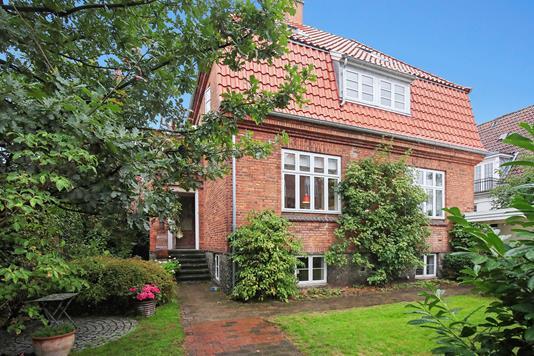 Villa på Drosselvej i Frederiksberg - Ejendommen