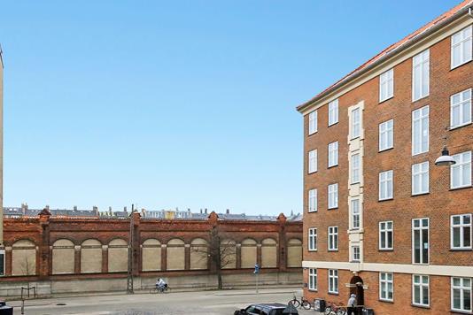 Ejerlejlighed på Fenrisgade i København N - Ejendommen